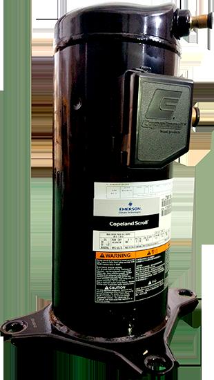 美国谷轮zw超低温热泵专用谷轮喷气增焓压缩机