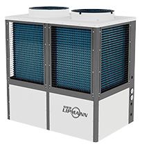 利普曼10匹商用空气源热泵机组