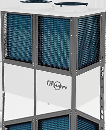 利普曼恒温泳池热泵机组能效比、耗电量