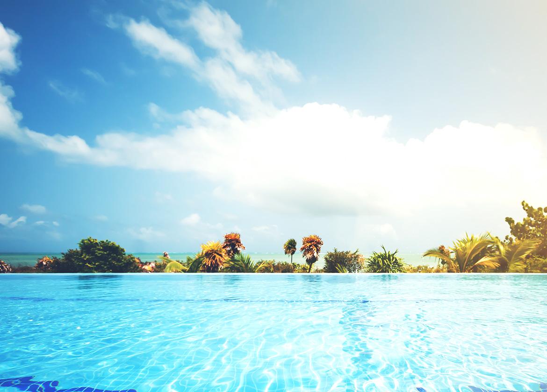 空气能恒温泳池热泵机组优势
