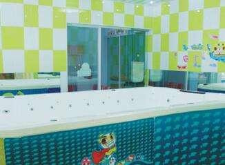 河南婴幼儿游泳中心