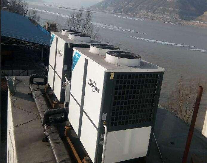 山西忻州黄河加油站采暖工程