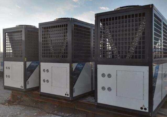 利普曼空气能热泵供暖系统