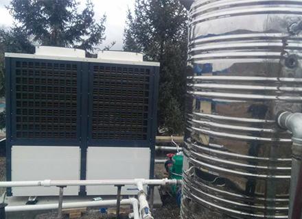 甘肃定西香泉肥料厂180㎡空气凯发国际娱乐k8冷暖工程