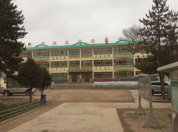 甘肃省定西市渭源县中学空气凯发国际娱乐k8供暖项目