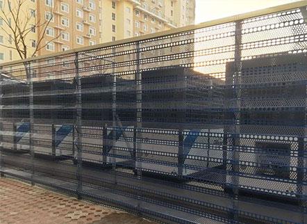 河北省保定顶秀欣园小区采暖工程