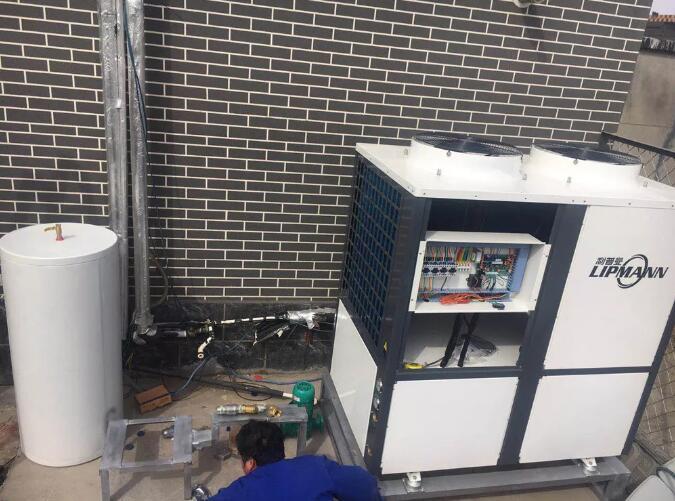 廊坊市大城区自建房空气能冷暖工程