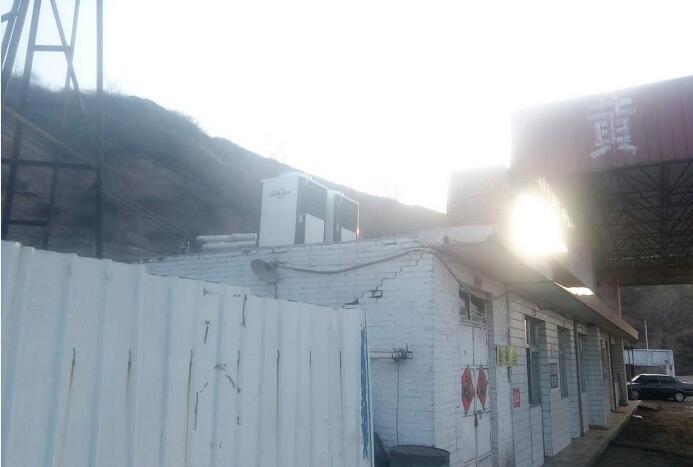 忻州市黄河加油站采暖工程