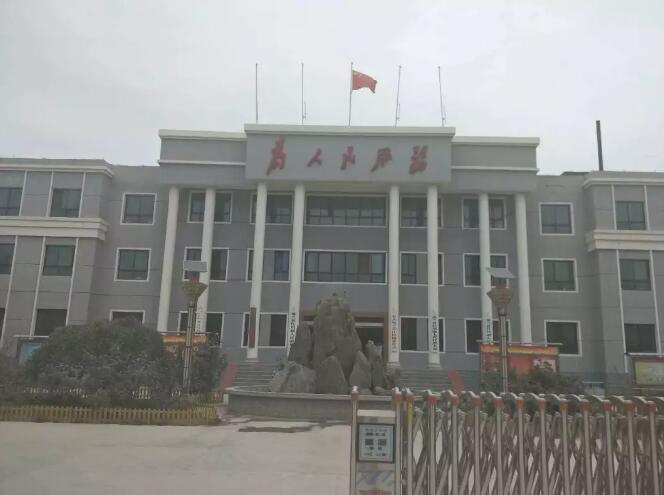 甘肃2767㎡政府办公楼冷暖工程