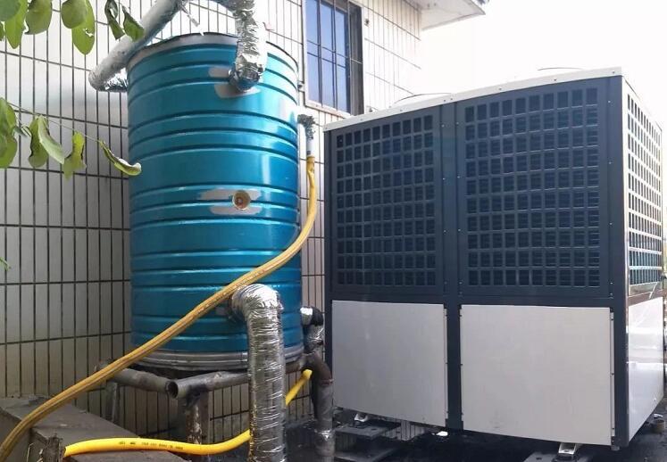 栖霞市园林管理处办公楼空气能采暖工程