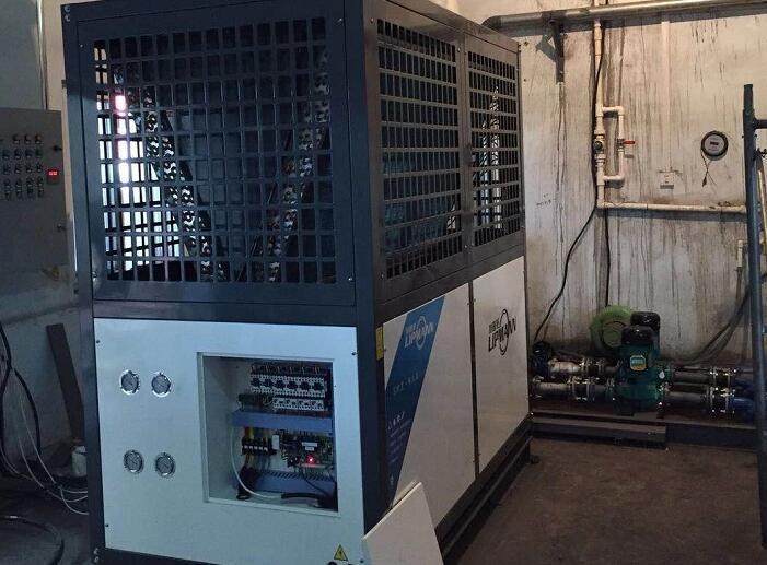 无棣县海忠软管有限公司空气能热水工程