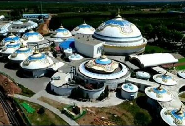 鄂尔多斯市拉克浩特酒店1.3万平米采暖工程