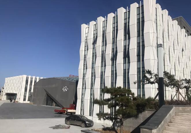 河北秦皇岛办公楼空气能采暖项目