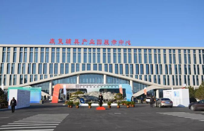 2019中国康复辅助器具产业创新大会隆重举行,利普曼空气源保障展示中心冷暖需求